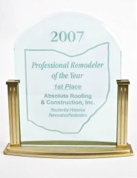 2007 Professional remodeler of the Year - 1st Place Residential Historical Renovation.jpg