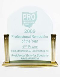 2009 Professional Remodeler of the Year-1st place Residential Exterior Specialty.jpg