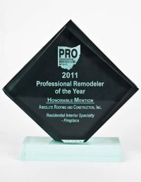 2011 Professional Remodeler of the Year - Honorable Mention - Residential Interior - Fireplace.jpg